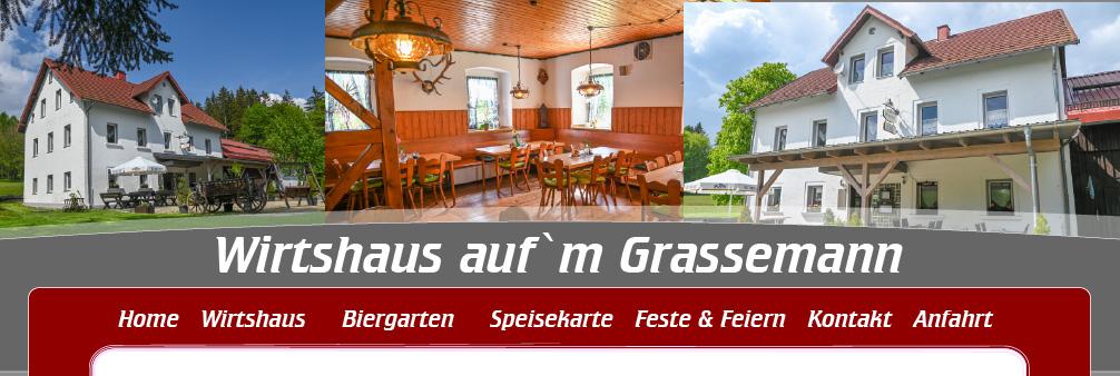 Wirtshaus Grassemann Warmensteinach im Fichtelgebirge